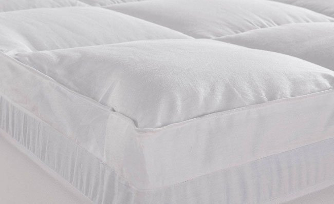 Cotton Plush Mattress Pad Premium Adjustable Beds