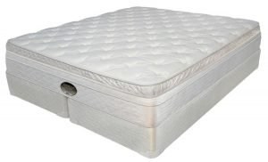 Innerspring Mattress W/Memory Foam Mattress Set - Sensations Rhapsody