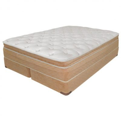 Comfort Craft 5500 Latex Pillow Top Adjustable Air Mattress