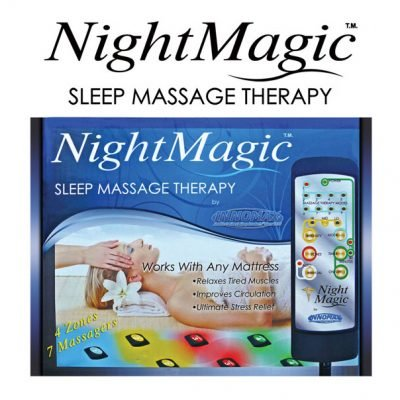 Night Magic Sleep Massage Therapy Cover