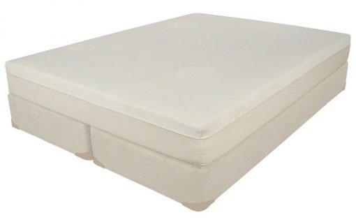 White Night Natural Organic Latex Mattress Organic Wool Organic Cotton Cover Premium