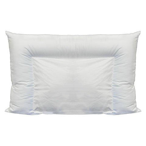 Angel Silk Crescent Pillow