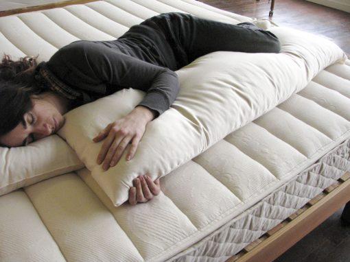 Full Body Pillow Usage