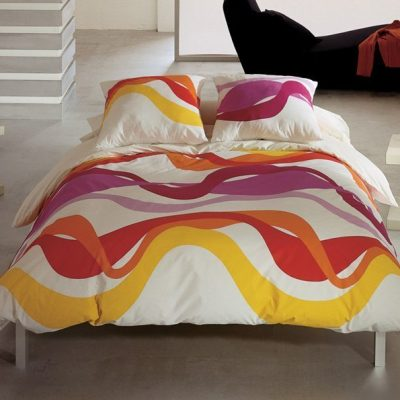 Watercolors Collection Variations Comforter Set
