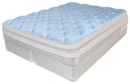 Cashmere Super Pillow Top Adjustable Air Mattress
